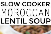 Food! Slow cooker!