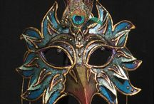 Art: Mask Making / Ideas for making all kinds of masks, tutorials, projects and DIY