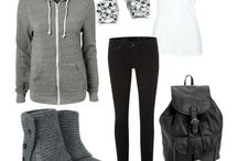 Fall/Winter Clothes / by Lachrisa Houchin