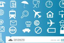 Free Vector Icons / Download free vector web 2.0 icons & web elements. Free vector graphic designs. Hand drawn sketchy twitter icons, png, navigation buttons, application, social media network, communication, website, internet, bookmark, online, symbols, sign, community character, message and news. ► Download now >>> http://www.123freevectors.com/free-vector-download/icon/