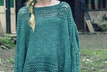 Knitting & Crochet Fashion / by Stephanie Russell