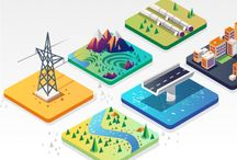 Isometric Illustrartion
