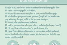 Studying /Job (Marketing) tips