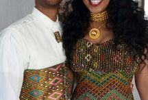 African attires
