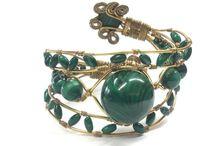 Malachite  Jewelry Making