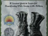 Breastfeeding in Combat Boots