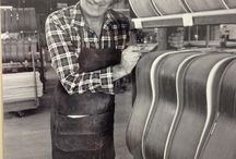 Maton History / A look back at the incredibly rich history of Maton Guitars, and the talented craftsmen and  women that made the company what it is today.
