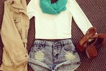 OOTD - S H O R T S / by Xime Vargas Aizcorbe