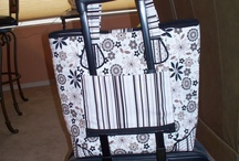 Quilted HandBags / All kinds of bags and totes.