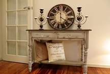 Rustic, Retro, Eclectic / by Jenna Marie