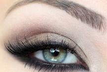 Make up / Eyes / by Amy Macwan