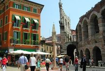 Verona / My favourite city in the whole world.