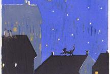 Ingrid Sissung / Le travail poétique et joyeux de l'artiste graveur Ingrid Sissung
