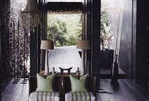 afrikansk interiør design