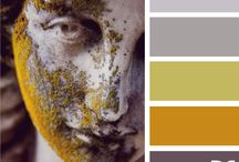 Dyeing Inspiration / What inspires my yarn and fibre dyeing? Follow this board to find out!