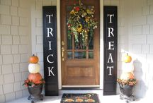 Halloween / Spooky, scary, or hilarious crafts and decorations for Halloween. This board contains ideas for costumes, Halloween party, lawn decorations, food and unique DIY ideas.