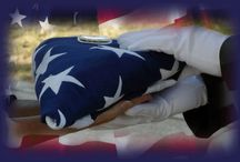 Military Funerals / Military Funerals  / by @ngel Delg@do