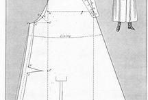 Edwardian patterns & tutorials