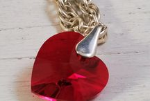Necklaces / Beautiful Necklaces made by us here in Devon at A.R.P Jewellery