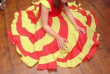 Créations enfants printemps 2014 / Des robes uniques pour les filles qui ont du style !