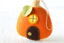 cucito creativo autunno