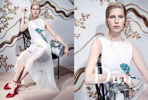 Dior AW campaign 2013