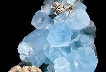 Crystals, Stones, Rocks & Minerals