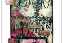 Artist Trading Cards and Tags