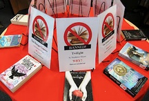 Banned Books Week Ideas / New display ideas for Banned Books Week in the EC Library / by Eckerd College Library