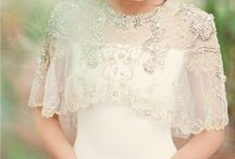 Wedding dress top