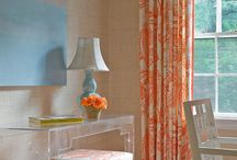 Window treatments / by Marggy Gabriel