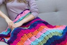 Crochet/Arm Knitting / by Sarah Mattingly