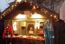 Galicyjski Kiermasz Adwentowy / Kiermasz Świąteczny organizowany koło Galerii Krakowskiej.