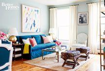 Interior / Schöne Wohnungen die einer Oase gleichen