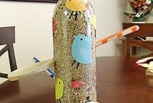 Fugle mater