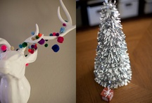Decorating: Christmas 2 / Mostly hand crafted ideas