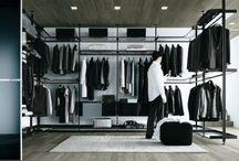 interior wardrobe