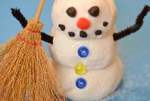 Winter Indoor Fun / Winter theme-related things to do. For more pins on indoor things to do with your kids, head to my Fun Indoors board.