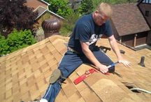 Rooftop safety - valbeveiliging op daken / by dakwaarde - roofvalue