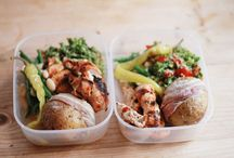 BYOLunch! / Quick, Easy, Cheap, and relatively healthy lunches to pack for work!