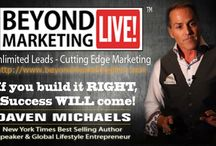 Beyond Marketing Live 2016! / When you come to Beyond Marketing LIVE! you and your business will get the adjustment of a lifetime...  http://www.beyondmarketinglive.com