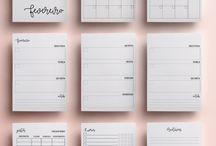 Organização e afins