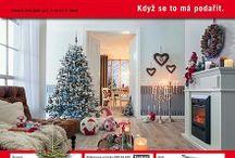 Vánoční nejen dekorace / vánoční inspirace