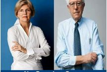 "Start Planning for The Real Leaders to Come! / Elizabeth Warren & Bernie Sanders should have been leading the 2016 Democratic bid ! Instead the Dems failed dismally to tap the true potential of this duo. Hillary was tainted by past events - it was very plain to see but the jaundiced Dems ignored the obvious & consigned Elizabeth & Bernie to lesser roles! From that point on the Dems were ""out-of-the running""."