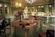 Kitchens / Kitchen Items / by Michelle Beaver
