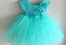 Bebek Tutu elbise