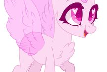 mlp bases~basic ideas for pony drawing