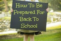 Back to School! / Gearing up for back to school with organizational tips, fashion advice, style suggestions, and educational ideas to boost kids out of that summer slump and get them excited to be back to school!