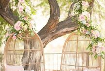 Outdoor spaces to decorate