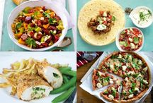 Healthier dinners / by Nicole Owens